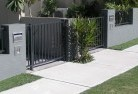 Gindie Boundary fencing aluminium 3old