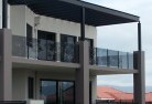 Gindie Glass balustrading 13
